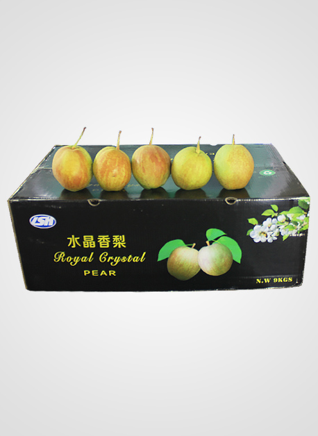 Royal Crystal Pear 水晶香梨